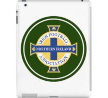 Euro 2016 Football - Northern Ireland (Green) iPad Case/Skin