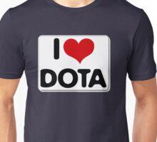 I love dota 2 shirts Unisex T-Shirt