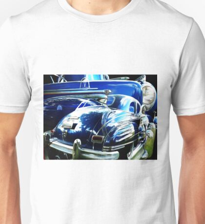 Forties Curves Unisex T-Shirt