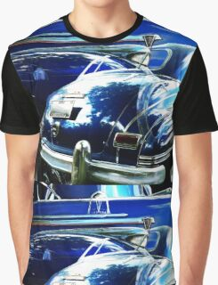 Forties Curves Graphic T-Shirt
