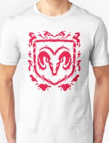 Ramblot (red) Unisex T-Shirt