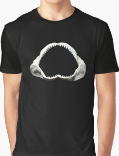 Shark Jaws Graphic T-Shirt