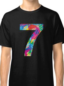 Number 7 Classic T-Shirt