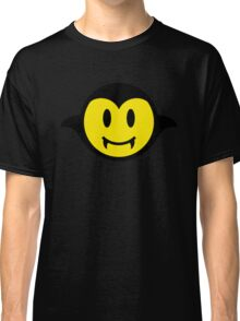 Vampire / Dracula Smiley Classic T-Shirt