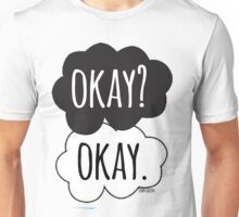 Okay? Okay Cloud Design Unisex T-Shirt