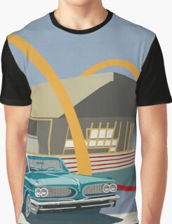Mcdonalds and pontiac 1963 Graphic T-Shirt