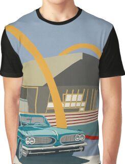 Mcdonalds and pontiac 1963 Graphic T-Shirt