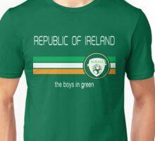Euro 2016 Football - Republic of Ireland  Unisex T-Shirt