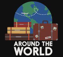 Around the world Baby Tee