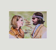 Margot and Richie Royal Tenenbaums Watercolor Unisex T-Shirt