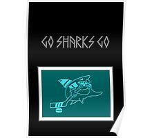 Hockey Shark VRS2 Poster