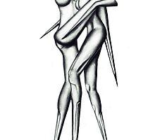 Biodigitus 1 - Embrace by joshuarosewarne
