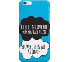 Fell In Love Cloud Design iPhone Case/Skin