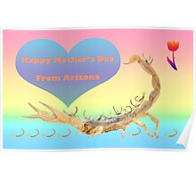 Happy Mother's Day from Arizona Poster