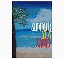 Summer, sea, sand Unisex T-Shirt