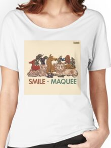 Smile - Maquee LP Women's Relaxed Fit T-Shirt