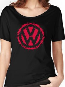 Volksbloten (red) Women's Relaxed Fit T-Shirt