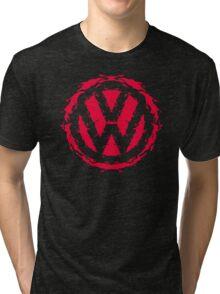 Volksbloten (red) Tri-blend T-Shirt