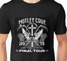 motley crue final 2015 Unisex T-Shirt