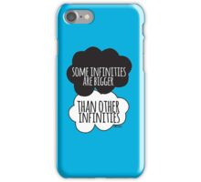 Infinities Cloud Design iPhone Case/Skin
