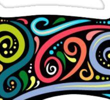 Art Cat Sticker