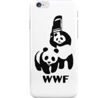 Panda WWF iPhone Case/Skin