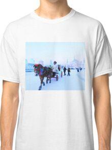 Harbin Ice Festival  Classic T-Shirt