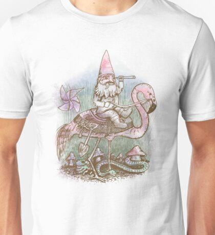 Journey Through the Garden Unisex T-Shirt