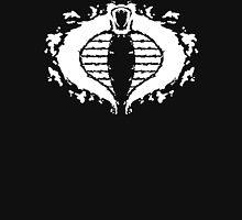 Cobrorschach (white) Unisex T-Shirt