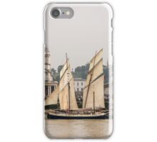 Greenwich Tall Ships iPhone Case/Skin