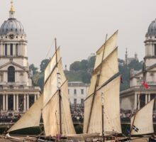 Greenwich Tall Ships Sticker