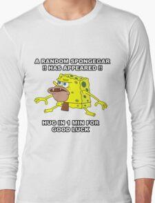 SPONGEGAR Long Sleeve T-Shirt