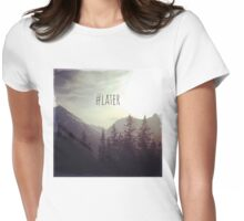 See you later - Austrian Mountains Womens Fitted T-Shirt