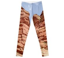 Colorado red rocks Leggings
