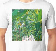 London Palm House & Bunnies Unisex T-Shirt