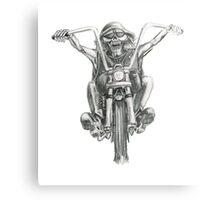 Eternal ride RH Metal Print
