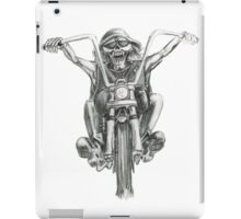 Eternal ride RH iPad Case/Skin