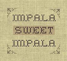 Impala Sweet Impala by SevLovesLily