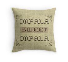 Impala Sweet Impala Throw Pillow