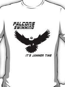 Falcons Swimming Tee 2014 T-Shirt
