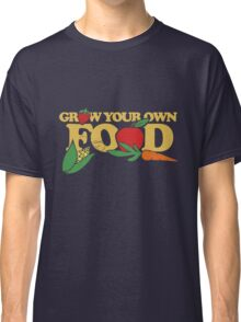 Grow your own food urban farming Classic T-Shirt