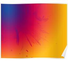Colour Blend Poster