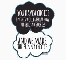 Funny Choice by Alyssa Clark