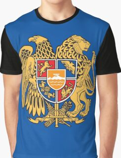 Armenia Coats of Arms Graphic T-Shirt