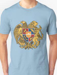 Armenia Coats of Arms Unisex T-Shirt