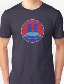 Domeboys - Distressed Logo Unisex T-Shirt