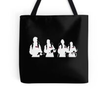 The Showdown (Dark version) Tote Bag