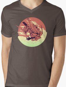 Unit 01 [Neon Genesis Evangelion] Mens V-Neck T-Shirt
