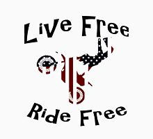 Live Free Ride Free Classic T-Shirt