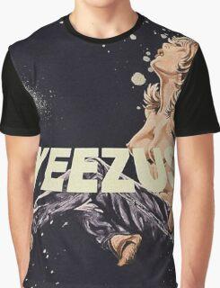 Yeezus Art Graphic T-Shirt